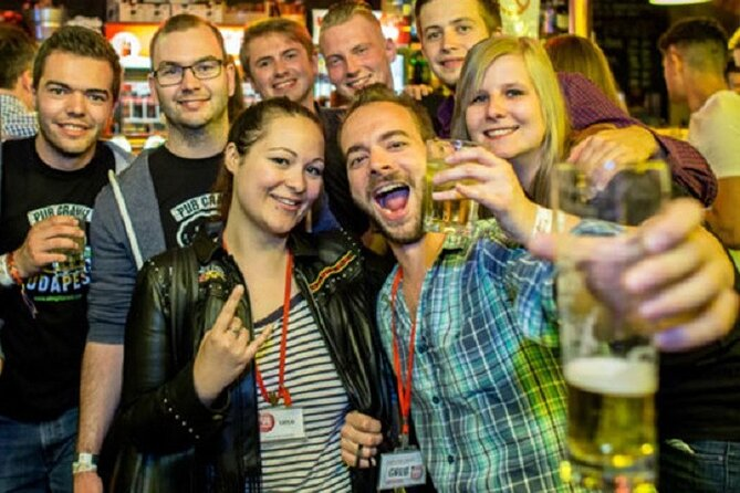 Budapest Original Ruin Pub Crawl Including 5 Shots
