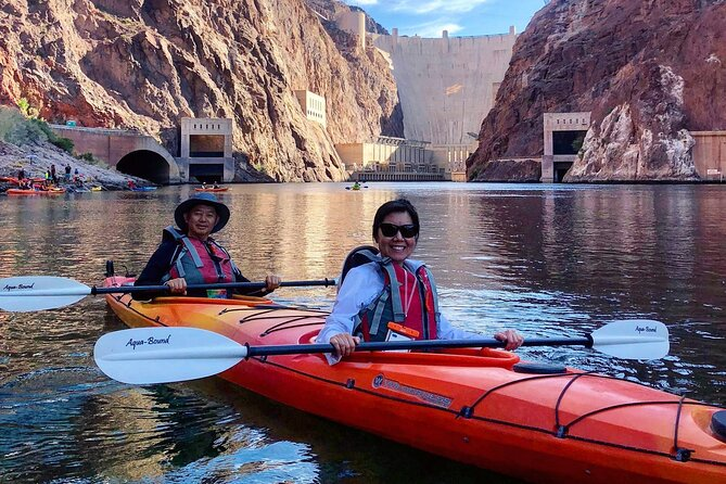 Las Vegas Guided Kayak Tour & Grand Canyon Helicopter Tour