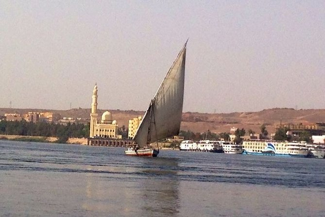 Aswan Private Nile Boat Cruise and Botanical Garden Visit