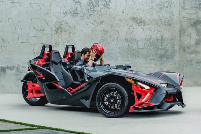 Half-Day Polaris Slingshot Rental in Washington DC