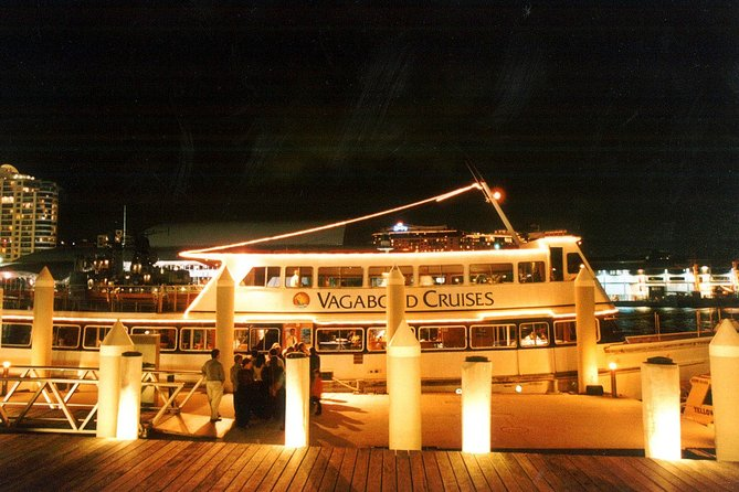 Latino Dinner Cruise on Sydney Harbour