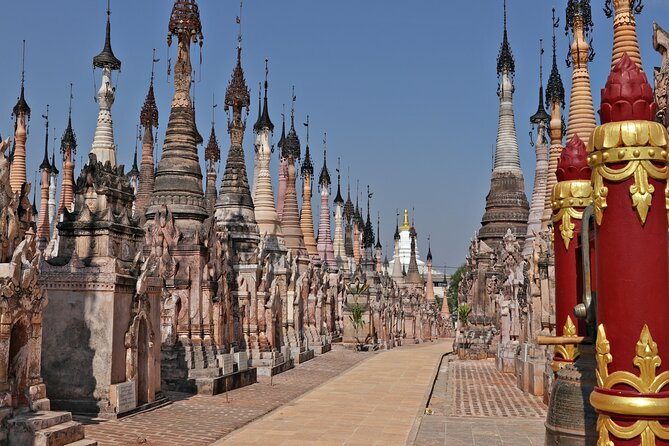 Discover Charming and Historical Indein