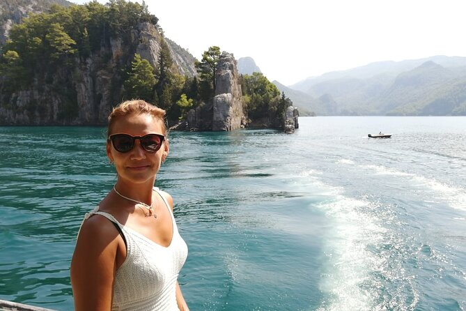 Side: Excursion to Green Canyon - 5 Hours Boat Trip Lunch Drinks Inclusive