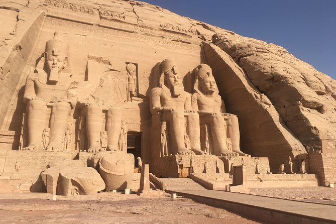 Day Tour To Abu Simble From Cairo By Flight