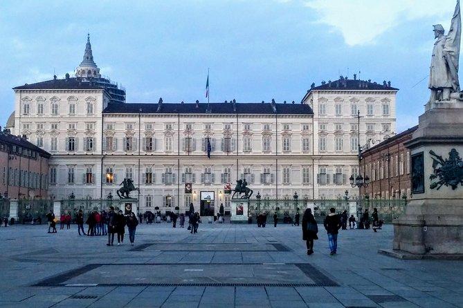 Rondleiding door het Koninklijk Paleis van Turijn
