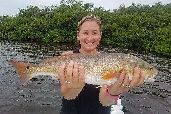 1/2 Day Morning Charter Fishing Naples Marco Everglades Sanibel
