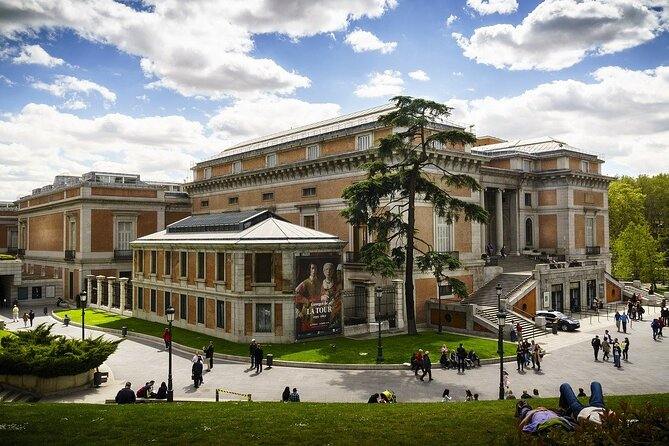 Skip The Line Madrid Prado Museum Private Tour with Local Guide