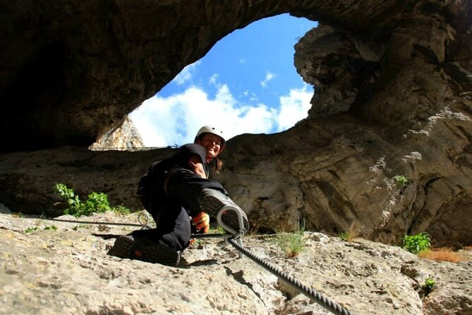 Private Climbing and Hiking Experience in Cheile Turzii