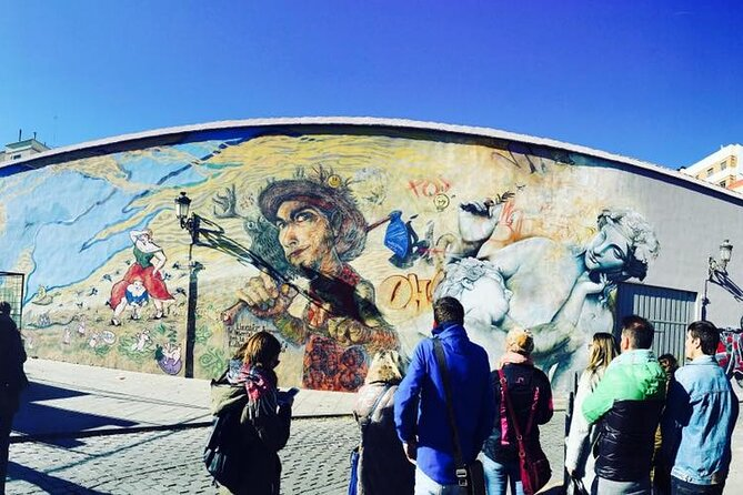 Valencia Street Art Walking Tour