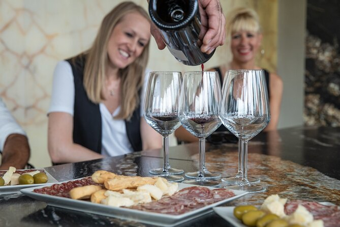 Organic Red Wines and Valpolicella Tasting Tour in Lazise