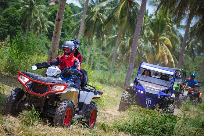 Pattaya 27km ATV or Buggy Adventure for Novice Riders