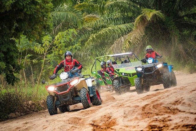 Experienced Riders Pattaya 34km Ultimate ATV or Buggy Adventure