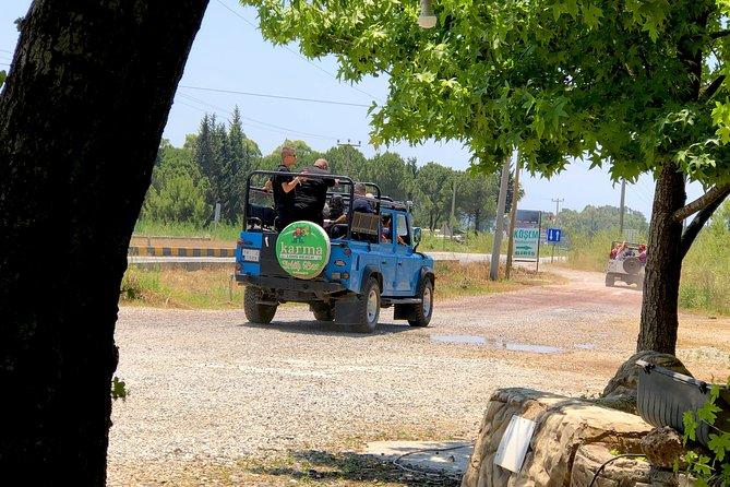 Marmaris Jeep Safari with Lunch