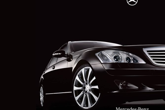 Private Luxury Transfer: Heathrow Airport to Central London