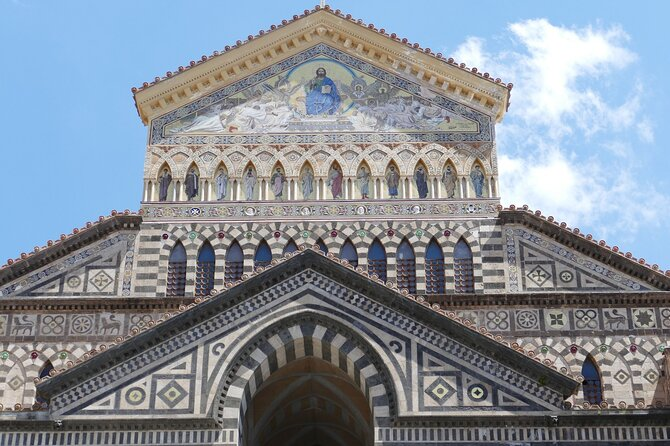 Amalfi Coast tour: Positano, Amalfi and Ravello from Naples