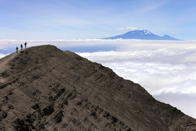 4 Days Mount Meru Climbing | Hiking |Trekking Tour-with-Burigi Chato Safaris LTD