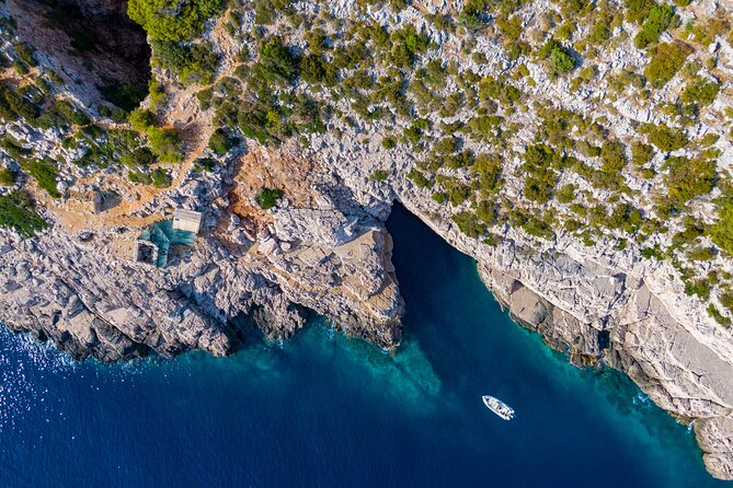 Full Day Private Boat Tour to Mljet island and National Park