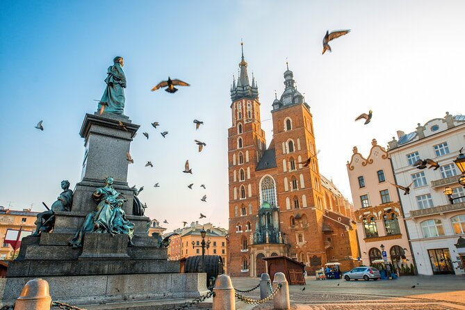 Krakow in Two Hours - Private City Tour