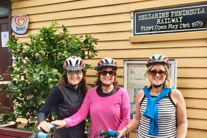 Cycle Tour | Self-Guided | Bellarine Peninsula Victoria | Food & Wine Region