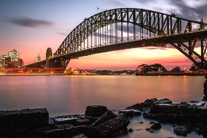 Sydney Hidden Hotspots Private Tour with Pro Photographer