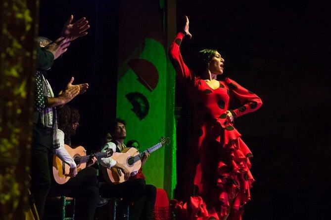 Seville Night Tour with Tablao Flamenco Show