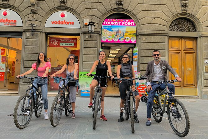Florence Guided Bike Tour