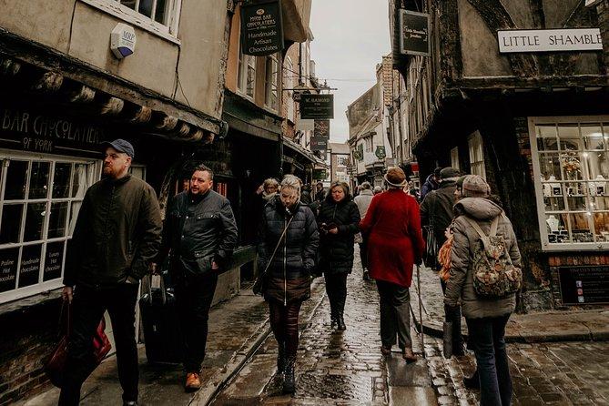 Withlocals Highlights & Hidden Gems™: Best of York PRIVATE Tour
