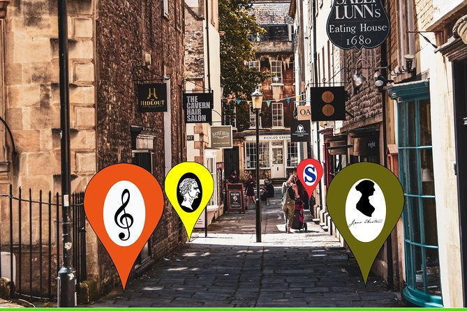 Imagine walking down a street and having the information in your pocket to learn about histories and stories.