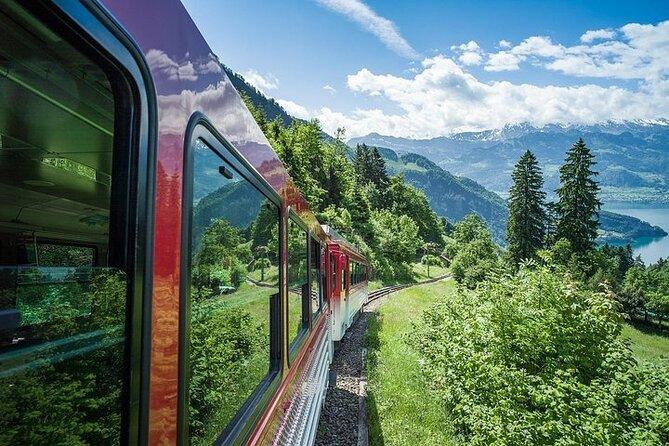 Mount Rigi Day Pass With Swiss Alpine Lunch