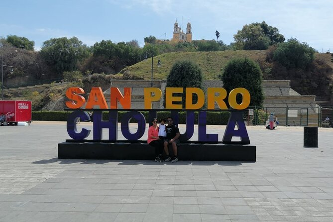 The Best Private Tour: Cholula and Puebla