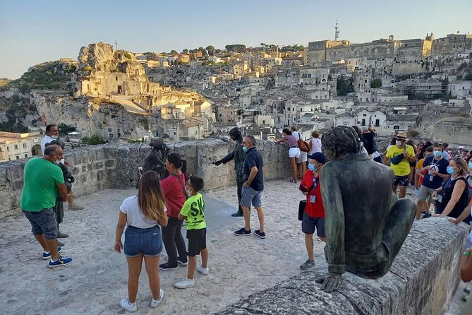 Guided tour of the Sassi of Matera