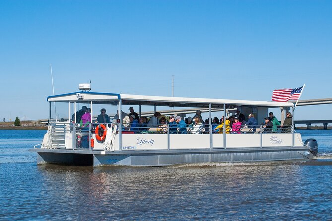 Jekyll Island Dolphin Tours