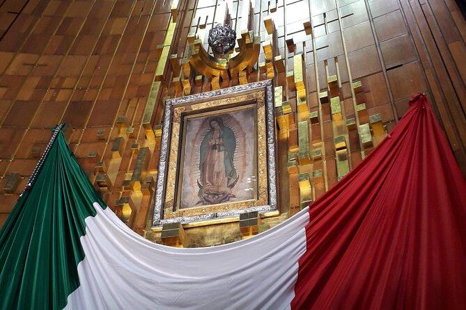 Teotihuacan y Basilica de Guadalupe.