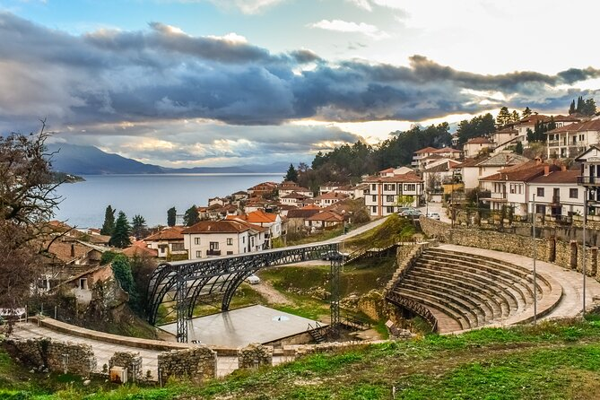 Ohrid Lake Full-Day Tour from Tirana