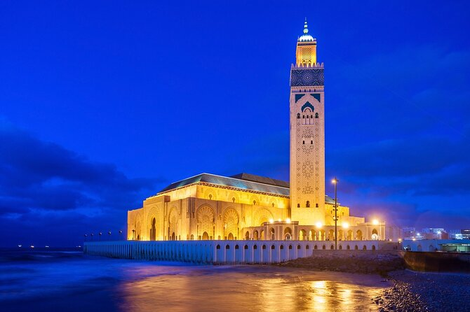 Casablanca City Tour With Private Option