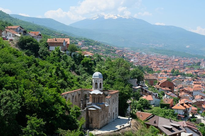 Town of Prizren Full Day Tour from Durrës