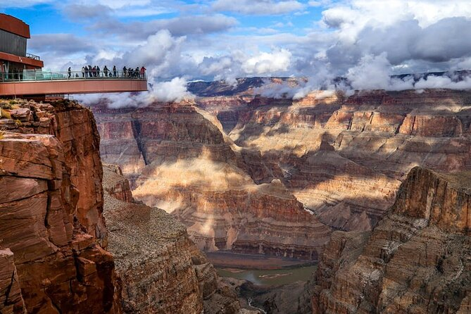 Grand Canyon West Rim Bus or Private Tour