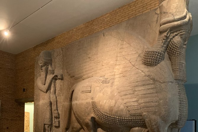 Kid-Friendly London British Museum Private Tour with Egyptian & Greek sections