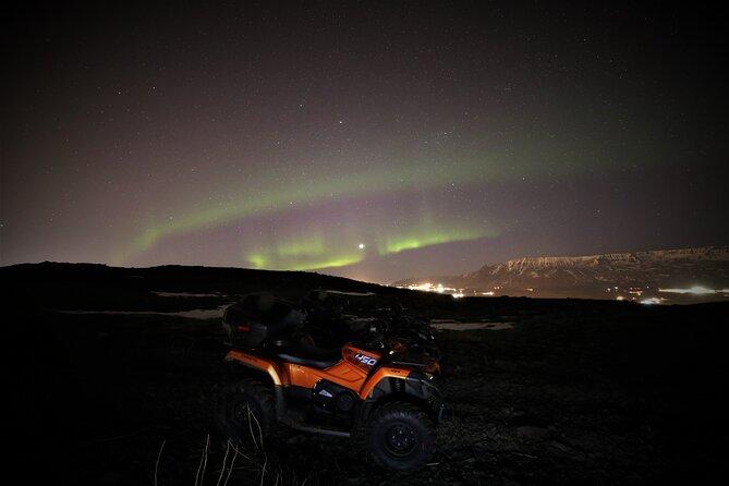 Northen Light tour on ATV/Quad