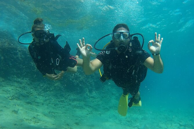 Scuba Diving for Beginners in Chania