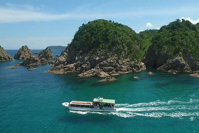 Uradome Coast Sightseeing Boat Tour