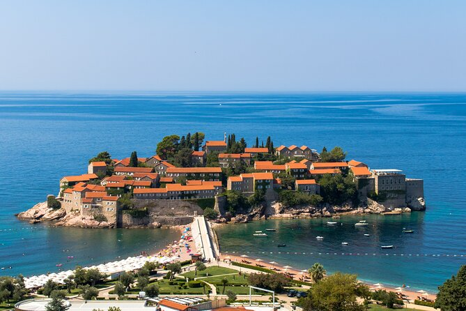 Full-Day Tour in Budva and Kotor Bay from Tirana