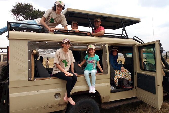 Safari Tour; Nairobi National Park