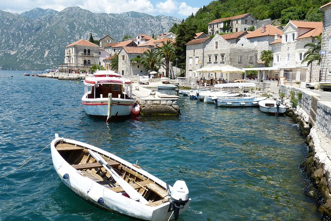Full-Day Tour in Budva and Kotor Bay from Durrës