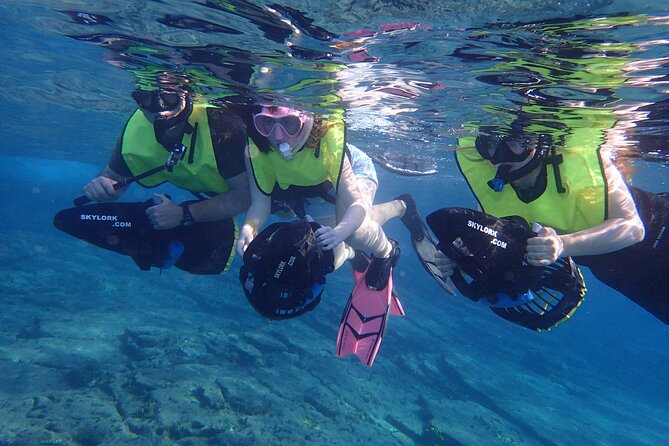 Scooter Snorkeling Safari - Without Transportation