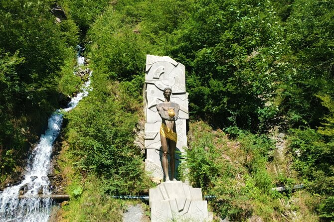 Private Tour to Borjomi&Bakuriani from Tbilisi (Soviet Railway, Central Park)