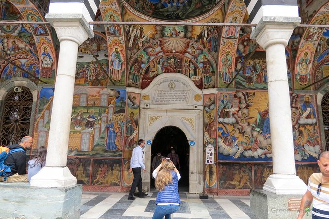 Full-Day tour to Rila Monastery and National History Museum