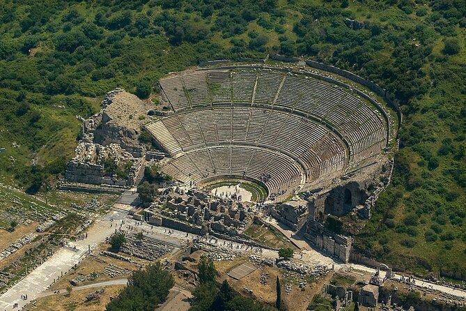4-Day Private Tour of Cappadocia Ephesus and Pamukkale