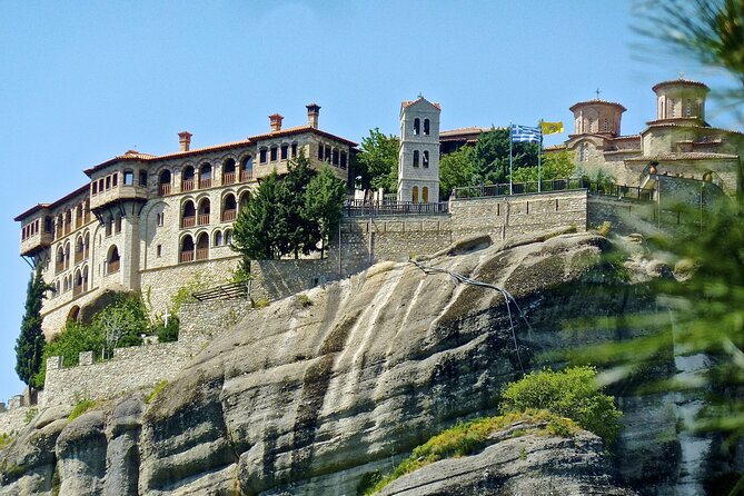 Ioannina and Meteora 3-Day Tour from Tirana with Accommodation