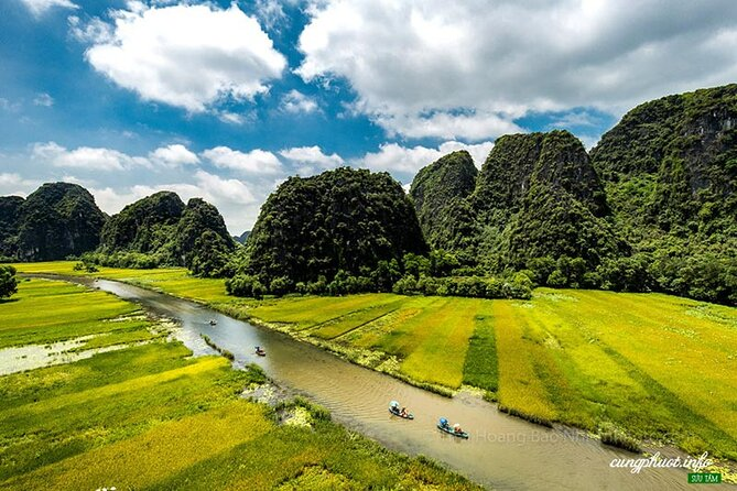 Tam Coc - Hoa Lu Day Tours
